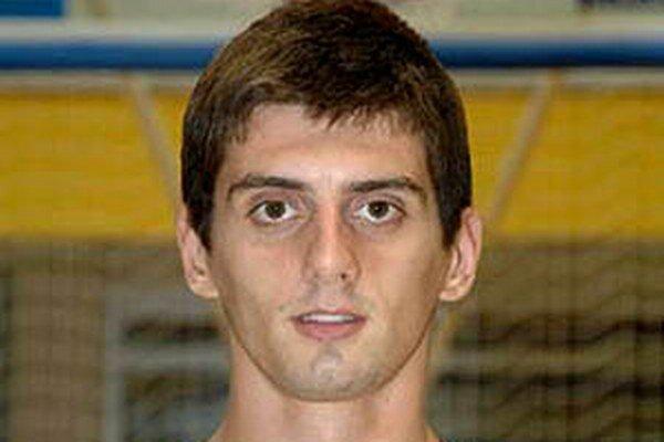 Chorvát Matej Karlović bude po prvýkrát v roli legionára.