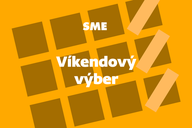 Víkendový výber SME