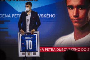 Dávid Strelec dal za Slovan v aktuálnom ročníku najvyššej súťaže sedem gólov.