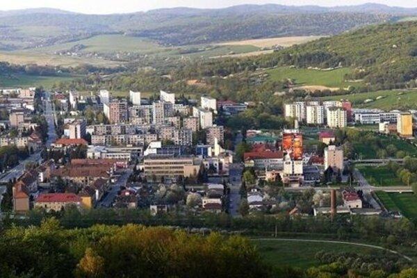 Mesto Svidník.