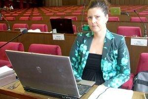 Poslankyňa Anna Šmehilová musela nedobrovoľne zmeniť komisiu rok po tom, ako prešla z KDH do Novej väčšiny.