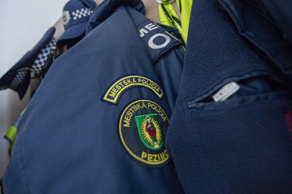 Mestská polícia Pezinok - Ilustračné foto