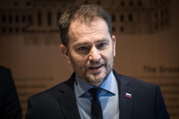 Igor Matovič sa rozlúčil s funkciou premiéra.