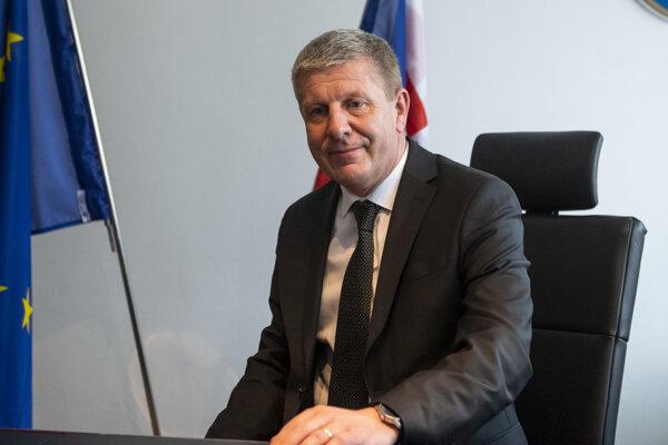 Nový minister zdravotníctva Vladimír Lengvarský.