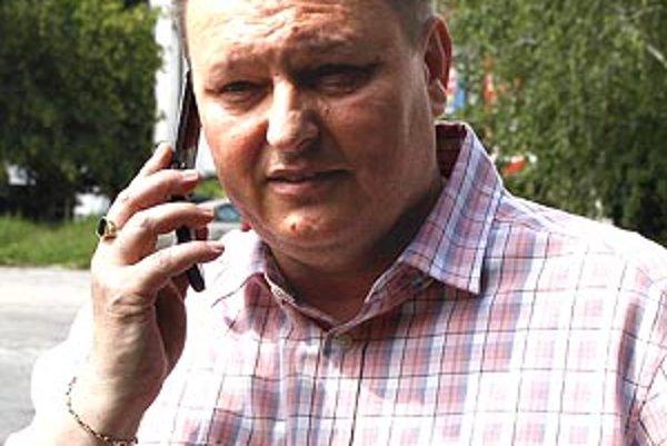 Ladislav Branikovič, manažér mládeže MMHK Nitra.