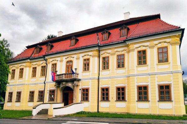 Galéria v Senici.