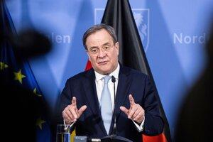 Šéf CDU Armin Laschet.