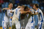 Futbalisti Slovenska sa už nemusia trápiť v novembrovej baráži.
