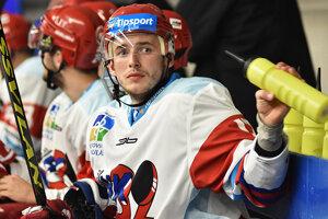S hokejom začínal v Ružomberku, ale potom si ho vyhliadol Liptovský Mikuláš.