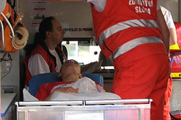 Mladý vionista Karol Mészáros zažil v Košiciach nepríjemné chvíle, istý čas bol aj v opatere lekárov.