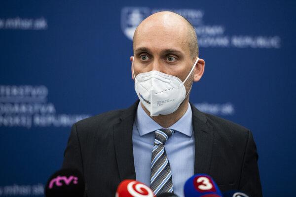 Štátny tajomník na ministerstve hospodárstva Karol Galek.