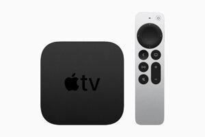 Nový Siri ovládač pre Apple TV.