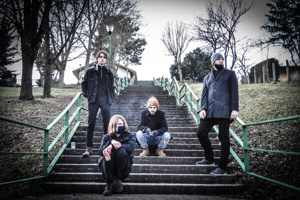 Myjavská kapela Les Myzérables