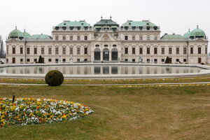 Rakúska galéria Belvedér.
