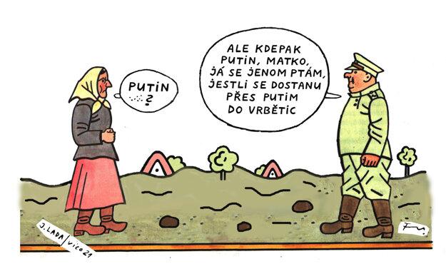 Karikatúra - 28.4.2021.