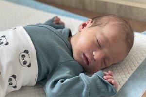 Filip Gago (3080 g, 48 cm) sa narodil 9. apríla Denise a Marekovi z Hornej Súče.