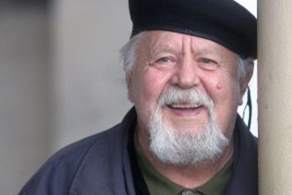 V pondelok nás opustil nezabudnuteľný herec a veľký človek Jozef Dóczy.