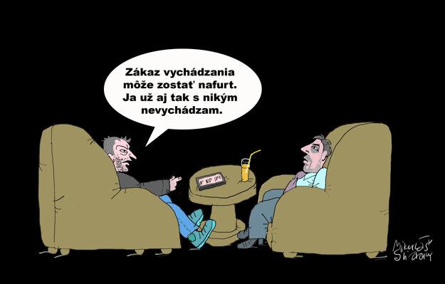 Karikatúra - 30.4.2021.
