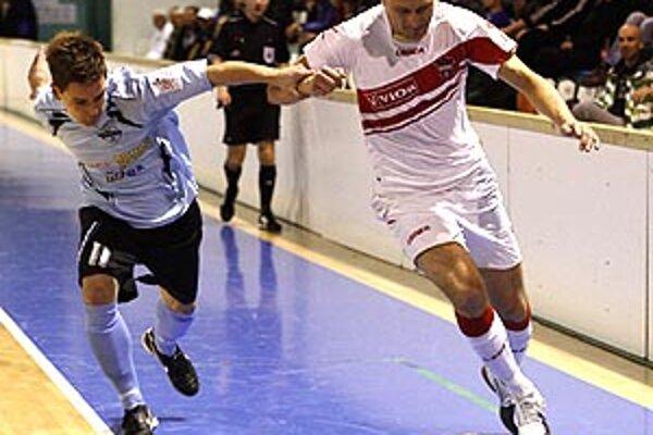 Milan Pavlovič obliekol dres FC ViOn naposledy na Vianočnom turnaji v sobotu v Nitre.