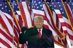Americký exprezident Donald Trump.