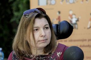 Silvia Shahzad.