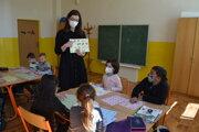 V Raslaviciach doučujú študentky z Prešovskej univerzity.