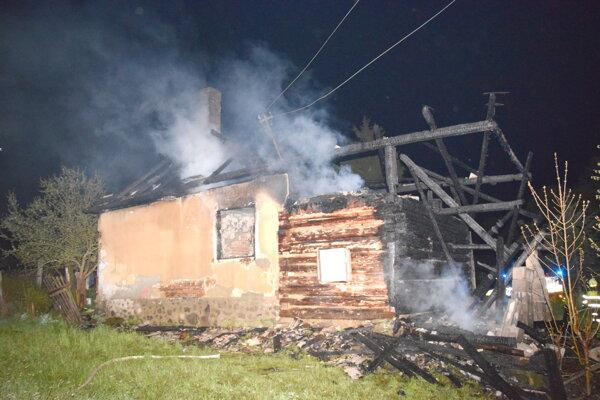 Tento požiar mal tragický koniec.