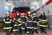 Bzinské hasičské nádeje.