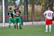 Gólová radosť futbalistov Trávnice