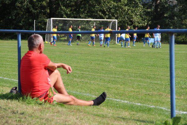 Futbal na Orave fanúšikom chýba.