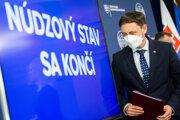 Núdzový stav na Slovensku sa skončí uplynutím 14. mája.