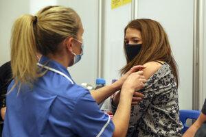 Očkovanie postupuje i v Prešovskom kraji.