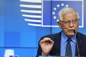 Šéf diplomacie EÚ Josep Borrell.