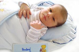 Andrej Kostelník z Prievidze sa narodil 18.4.2021 v Bojniciach