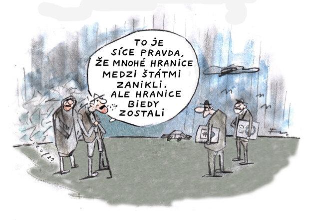 Karikatúra - 27.5.2021.