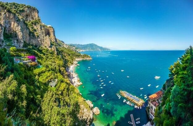 Poznávací zájazd na Ischiu a Capri