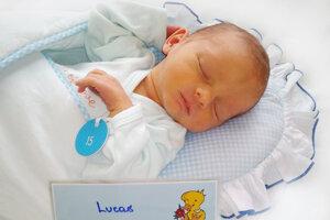 Lucas Matis z Prievidze sa narodil 21. 5. 2021 v Bojniciach