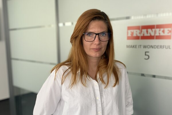 HR manažérka Gabriela Žemberová.