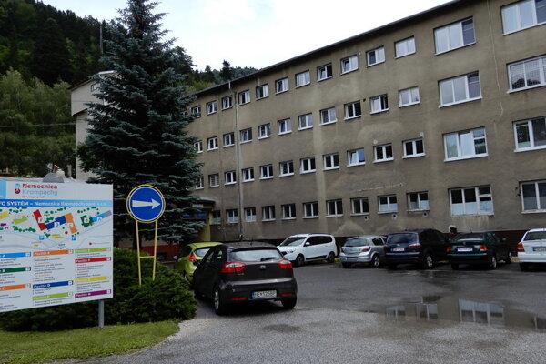 Krompašská nemocnica.