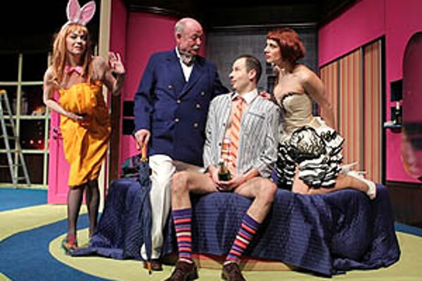V novej divadelnej sezóne dostanú v Nitre priestor hlavne komédie.