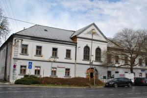 Župný dom patrí knajstarším anajvýznamnejším budovám vmeste.