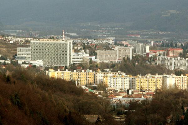 Mestská časť Podlavice