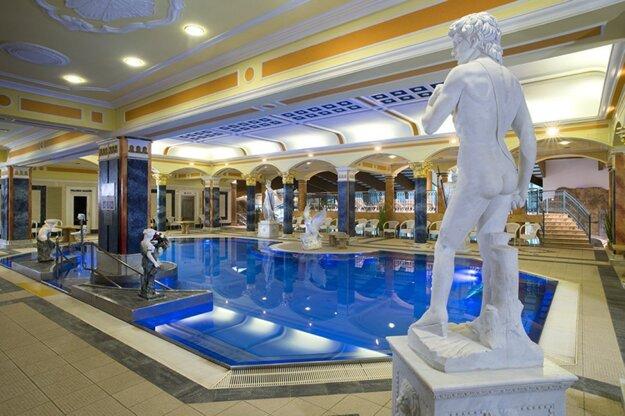 Spa Aphrodite - Aphrodite Palace 4*