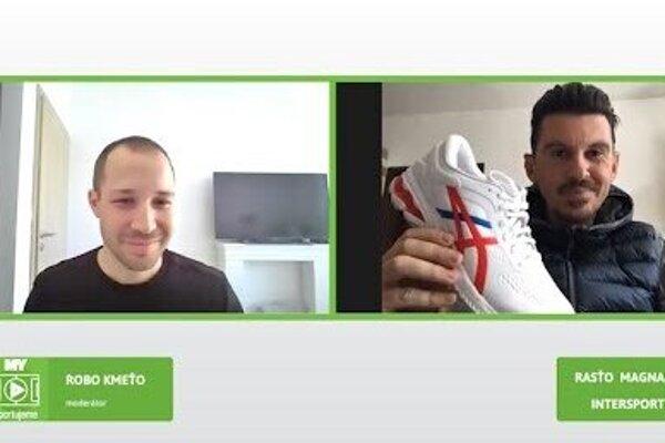 O behaní a teniskách na behanie sme sa porozprávali s expertom spoločnosti Intersport, Rastislavom Magnom.