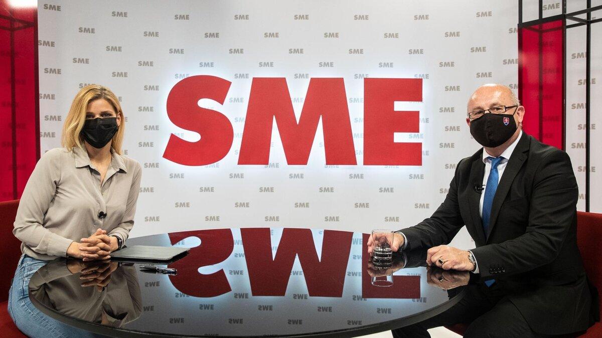 Pavol Naď: Je neprijateľné ako dlho trvá disciplinárne konanie Dobroslava Trnku - Video SME
