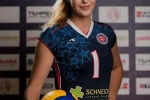 Katka momentálne žije hlavne volejbalom, do budúcna však uvažuje aj o novinárskej kariére.