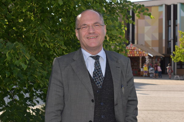 Dušan Velič, štátny tajomník ministerstva investícií, regionálneho rozvoja a informatizácie.