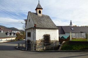 Kaplnka sv. Jána Nepomuckého v Banskej Belej.