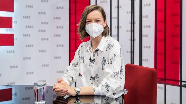 Rozhovory ZKH: Zuzana Smatanová.
