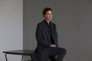 Silvia Van Espen, spolumajiteľka galérie Zahorian Van Espen.